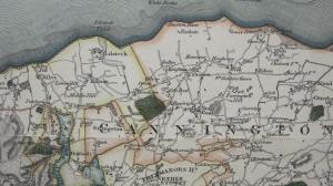 Greenwood map 1820