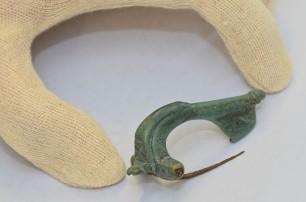 Roman fibula brooch