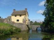 Stogursey Castle remains