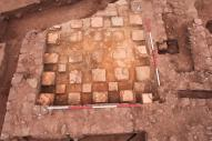 Hypocaust of Roman bath house